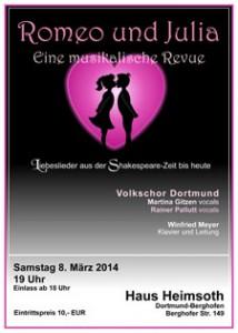Romeo und Julia - Eine musikalische Revue