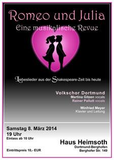 VolksChor Dortmund - Romeo und Julia